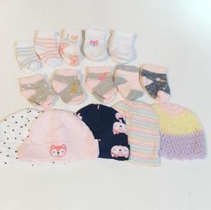 NB socks/hats bundle